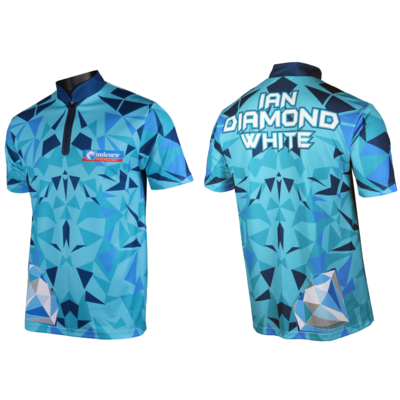 Unicorn Ian White Pro Dartshirt