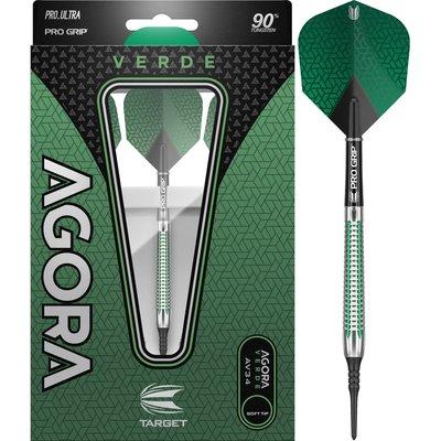 Target Agora Verde AV34 90% Softdarts