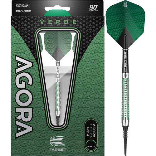 Target Target Agora Verde AV34 90% Softdarts