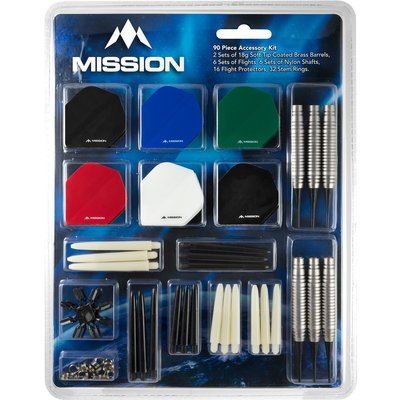 Mission Softdarts Accessoires kit
