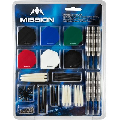 Mission Steel tip Accessory kit