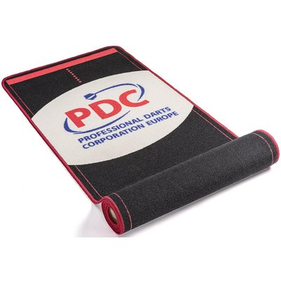 PDC Europe Carpet Dart Matte Teppich