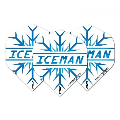 Gerwyn Price Iceman Flights (4 Sets)