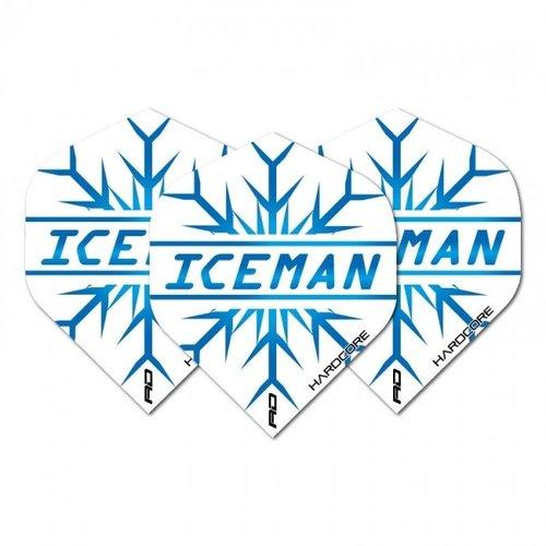 Red Dragon Gerwyn Price Iceman Flights (4 Sets)