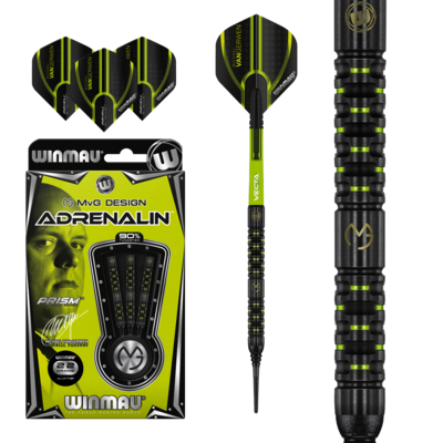 Michael van Gerwen Adrenalin 90% Softdarts