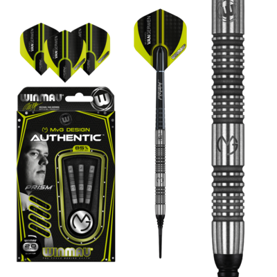 Michael van Gerwen Authentic 85% Softdarts