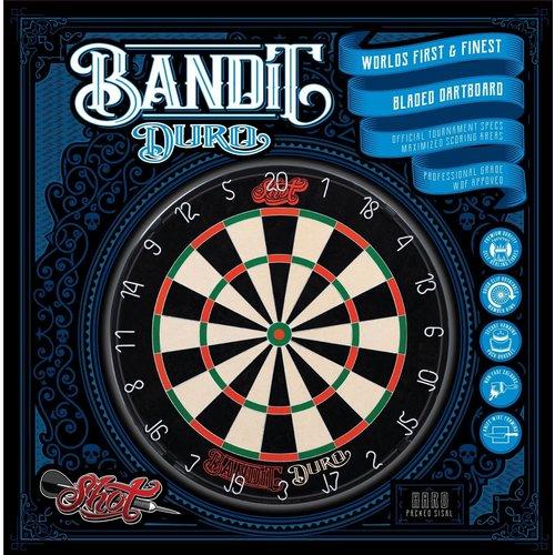 Shot Shot Bandit Duro Dartboard