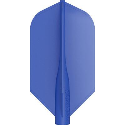 8 Flight Blue Slim