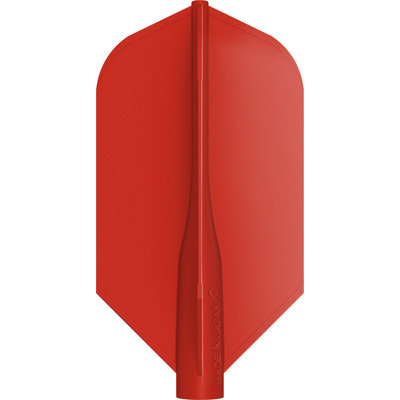 8 Flight Red Slim