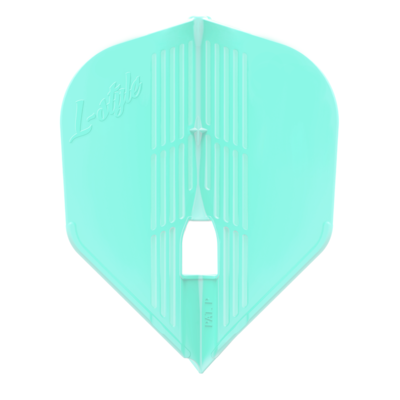 L-Style Champagne Flight Kami Shape Miracle Green