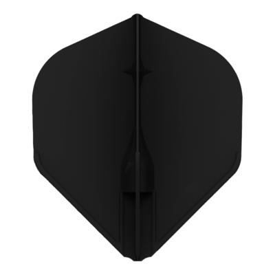 L-Style Champagne Flight EZ L1 Standard Solid Black