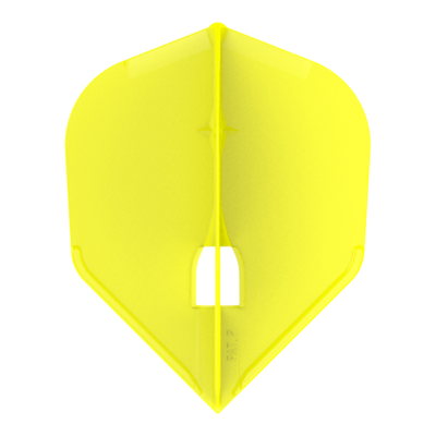 L-Style Champagne Flight L3 Shape Solid Yellow