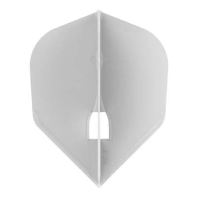 L-Style Champagne Flight Shape Clear White