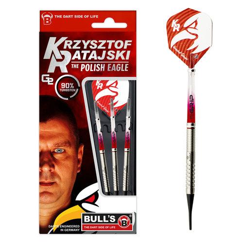 Bull's Germany Bull's Krzysztof Ratajski  Gen 2 90% Softdarts