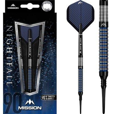Mission Nightfall M1 90% Softdarts