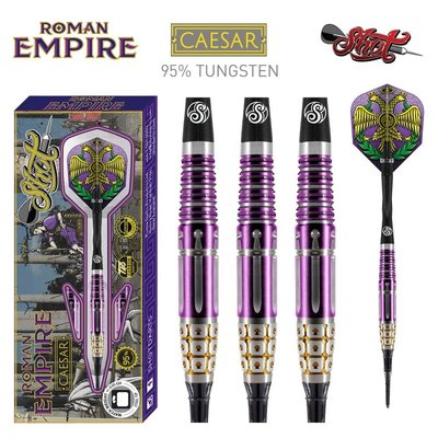Shot Roman Empire Caesar 95% Softdarts