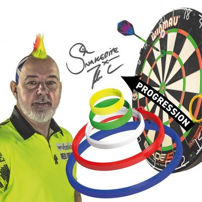 Red Dragon Peter Wright Practice Rings