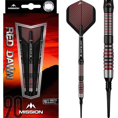Mission Red Dawn M4 90% Softdarts