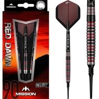 Mission Mission Red Dawn M3 90% Soft Darts