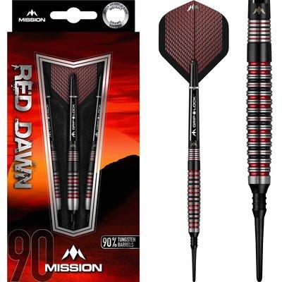 Mission Red Dawn M3 90% Softdarts