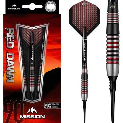 Mission Red Dawn M2 90% Softdarts