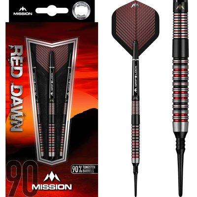 Mission Red Dawn M1 90% Softdarts