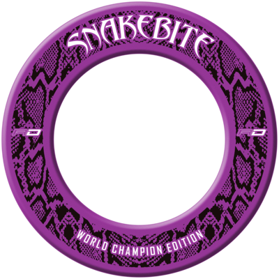 Snakebite World Champion 2020 Dartboard Surround