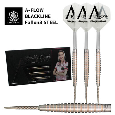 Dynasty A-FLOW Fallon Sherrock 3 [Pink-Gold] 95%