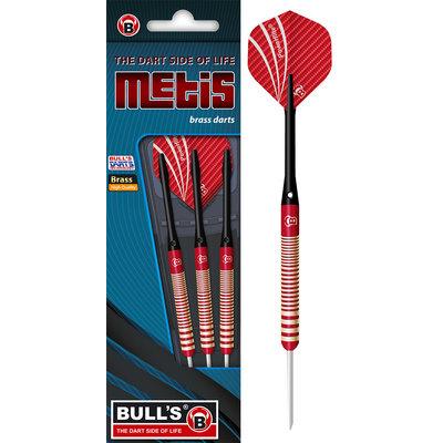 BULL'S Metis Brass Red