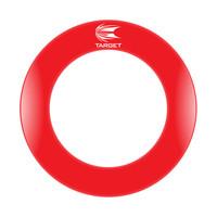 Target Target Pro Tour Dartboard Surround Red