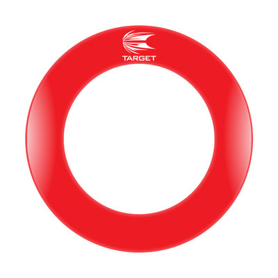 Target Pro Tour Dartboard Surround Red
