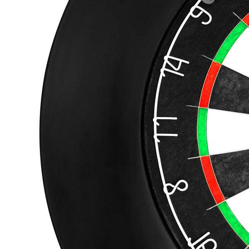 Target Target Pro Tour Dartboard Surround Black