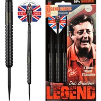 Legend Darts Eric Bristow Crafty Cockney 90% Black
