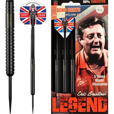 Eric Bristow Crafty Cockney 90% Black