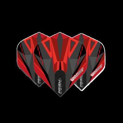 Winmau Prism Delta Black & Red