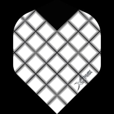 XQMax Grid White No2