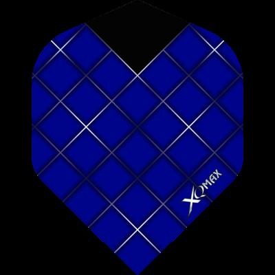 XQMax Grid Blue No2