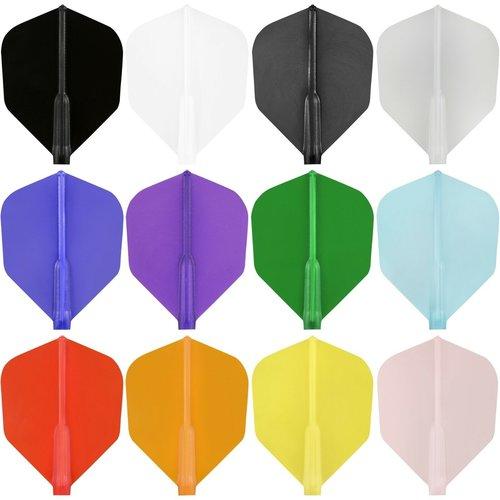 Cosmo Darts Cosmo Darts - Fit Flight Green Shape