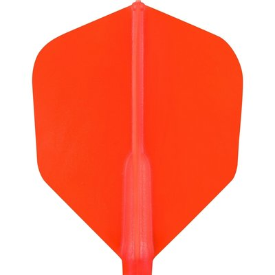 Cosmo Darts - Fit Flight Red Shape
