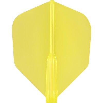 Cosmo Darts - Fit Flight AIR Yellow Shape