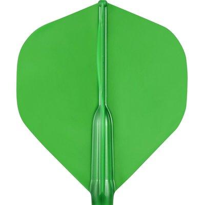 Cosmo Darts - Fit Flight AIR Green Standard