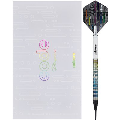 Unicorn Code Jeffrey de Zwaan 90% Softdarts