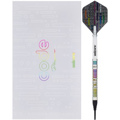 Unicorn Code Chris Dobey 90% Softdarts