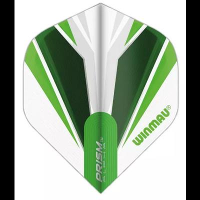 Winmau Prism Alpha White & Green