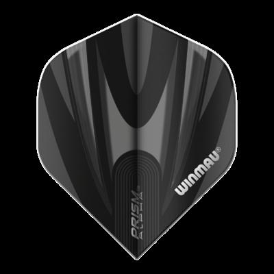 Winmau Prism Alpha Black & Grey