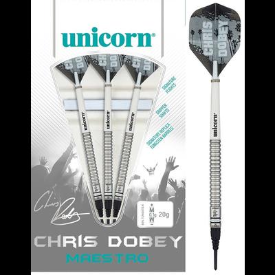 Unicorn Maestro Chris Dobey 90% Softdarts