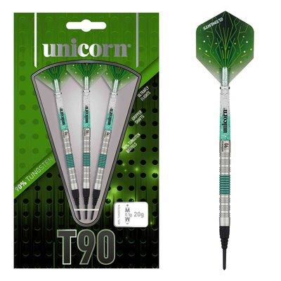 Unicorn Core XL T90 Green 90% Softdarts