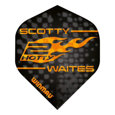 Winmau Scott Waites Black