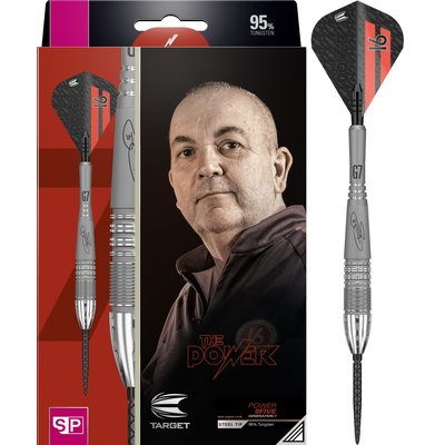 Phil Taylor Power 9FIVE Gen 7 Swiss Point 95%