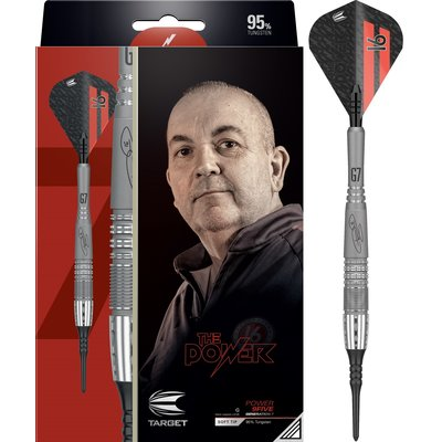 Phil Taylor Power 9FIVE Gen 7 95% Softdarts